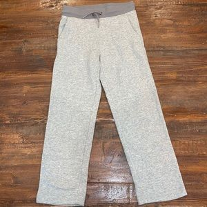 old navy boys gray sweatpants size small